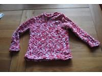 Lego Wear Strickpulluver Pullover rot meliert top