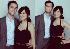 JGL and Zooey <3