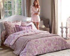 linge de lit bouquets #becquet