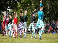scottish highland dancing