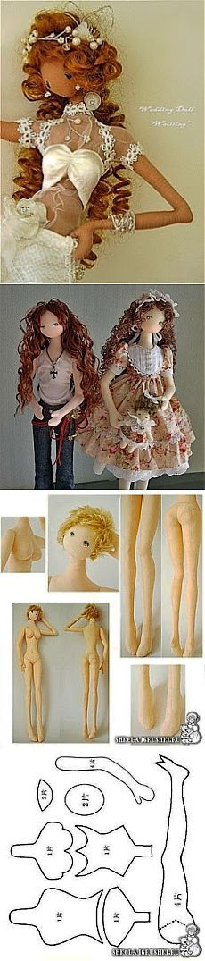 Mimin Dolls: Doll Fashion