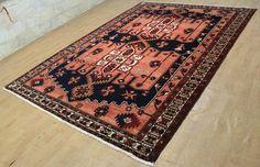 Nomadischen handgeknüpft Teppich 309 x 214 cm carpet alfombra oriental