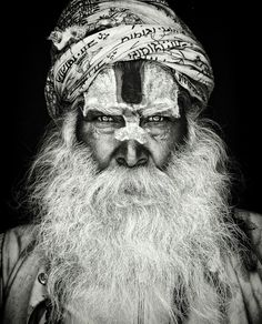 The Sadhus by Mario Gerth