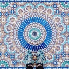 Sebastian Erras Photography - Parisian Floors Beautiful tiles floors shown to perfection