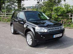 Land Rover Freelander 2 2.2 SD4 HSE 5dr Auto Estate Diesel Black