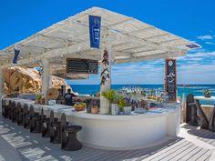 TnT and Comal, Los Cabos - Chileno Bay Resort Beach Restaurant Design, Waterfront Restaurant, Tnt Restaurant, Beach Hotels, Beach Resorts, Strand Design, Khao Lak Beach, Lamai Beach, Round Pool