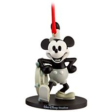 Home is where Disney is. when Disney is in the home. home décor and more at Disney Store. Mickey Mouse Christmas Ornament, Disney Ornaments, Holiday Ornaments, Mickey Mouse Characters, Mickey Minnie Mouse, Steamboat Willie, Disney Figurines, Walt Disney Studios, Disney Merchandise