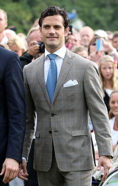 Prince Carl Philip, Duke of Värmland   Prince Carl Philip, Duke of Värmland   Inspiration Volume 16