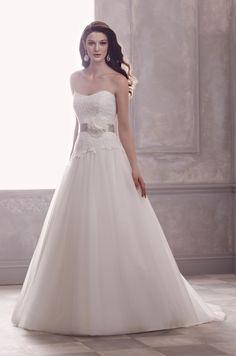 67 best Wedding Dresses images on Pinterest   Alon livne wedding ...