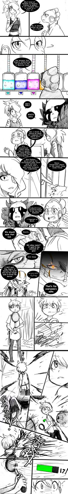 Anamnesis Part 4 - 21-25 by GolzyBlazey on DeviantArt