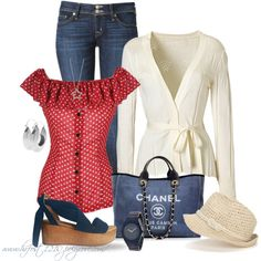 """* Warm Day/Cool Night *"" by hrfost1210 on Polyvore"