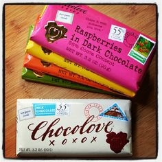 Chocolate + Love = Chocolove