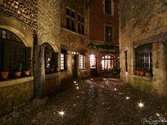 Pérouges. France