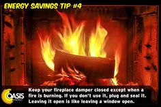 Safe and warm are words typically associated with a nice cozy home which is secure Safe and Warmwithin, barricading cold weather and unsafe people without. Energy Saving Tips, Save Energy, Fireplace Damper, Energy Providers, Gas Bill, Gas Service, Workplace Safety, Up In Smoke, Drug Test