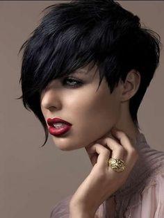 Women Short Hairstyles 2012