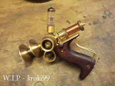 W.I.P. Mystery Steampunk device