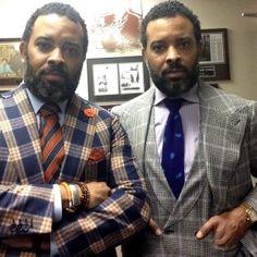Mark and Marlon