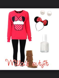What I think Willa's wears