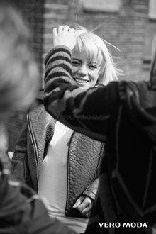 Lily Allen nouvelle égérie Vero Moda