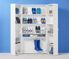 Shoe Rack, Diy Furniture, Shoes, Tips, Ideas, Organization, Closet Storage, Fresh, Zapatos