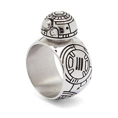 BB-8 Droid 3D Ring - Exclusive | ThinkGeek