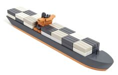 Wooden boats by papafoxtrot. Bathtub lego for grown-ups