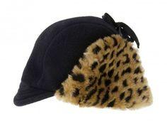 { fur hat }
