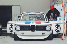 The adorable BMW 2002