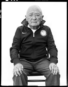 Sammy Lee, age 91. Lee was the first Asian-American to win an Olympic gold medal. He went on to coach several Olympic divers, including Greg Louganis.