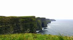 """We must Run toward Life & not Away from It. >> """"It's shocking, really, what you can accomplish in 48 hours—especially when you opt not to sleep, throw caution to the wind, and run like hell."""" #ireland #cliffsofmoher #lifequotes #womenwhowrite #writers #writing #writingcommunity #writerslife"""