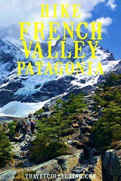 Valle de Frances, Torres del Paine for views of the Cuernos del Paine, Frances G… – travel Patagonia Travel, In Patagonia, Travel List, Travel Advice, Travel Guide, Amazing Destinations, Travel Destinations, Torres Del Paine National Park, South America Travel