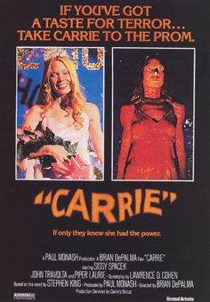 ONLY RECENSIONI TO PLAY WITH: Carrie - Lo sguardo di Satana di Brian De Palma (1976)