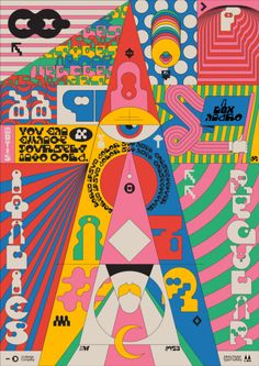 Pattern Illustration Geometric Graphics – Pattern Illustrati… – Graffiti World Pattern Illustration, Graphic Design Illustration, Graphic Design Posters, Graphic Design Inspiration, Poster Festival, Typographie Inspiration, Plakat Design, Kunst Poster, Hippie Art