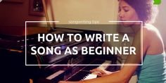 Wonder how to write songs? Here are 10 easy tips that will bring you forward. Learn how to brainstorm ideas, write lyrics & find the right song chords.