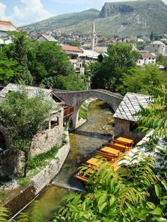 City of Mostar, Bosnia & Herzegovina Mostar Bosnia, Southern Europe, Kokoro, Bosnia And Herzegovina, Ultimate Travel, Macedonia, Albania, Eastern Europe, Cityscapes