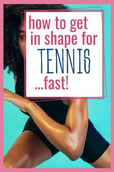 You will want to be in the best shape before tennis season so that you can be strong and fast on the court. Get ideas for cardio and strength training that you can do at home or at the gym. Major Muscles, Core Muscles, Flexibility Training, Strength Training, Fun Workouts, At Home Workouts, Tennis Scores, Tennis Workout, Baddie Tips