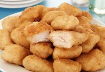 Nuggets de pui,preferatii celor mici Ethnic Recipes, Food, Essen, Meals, Yemek, Eten