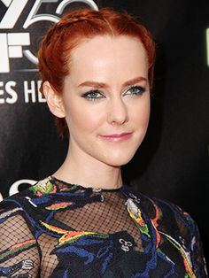 Jena Malone Is Our New Favorite Redhead #Refinery29
