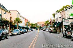 Beaufort SC Historic Beaufort Waterfront Park Bay Street The Beaufort Inn, Beaufort Weddings & Events