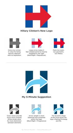 Funny pictures about Hillary Clinton Logo Redesign. Oh, and cool pics about Hillary Clinton Logo Redesign. Also, Hillary Clinton Logo Redesign photos.