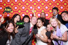Kristi and Mike's wedding - Giggle and Riot Funbooth Photo Booth