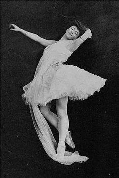 Ballets Russes: Olga Preobrajenska: February's Featured Ballerina Part I
