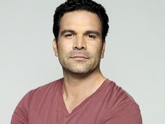 "Ricardo A. Chavira as Miguel Hernandez on NBC's ""Welcome to the Family."""
