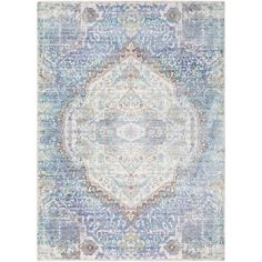 $340 - Germili Rectangular: 5 Ft. 3 Inch X 7 Ft. 6 Inch Rug Surya Area Rugs Rugs Home Decor