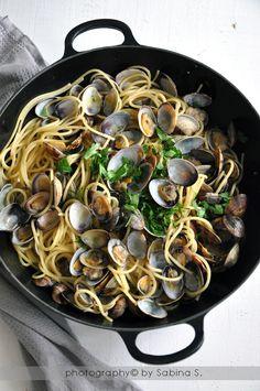 Due bionde in cucina: Spaghetti alle vongole
