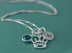 Hey, I found this really awesome Etsy listing at http://www.etsy.com/listing/114247100/dainty-princess-crown-charm-with-hand