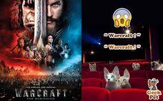 #Warcraft #WarcraftMovie #WarcraftElOrigen #WarcraftTheBeginning #WarcraftPelicula #movie #pelicula