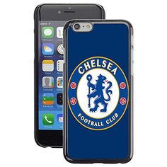 iPhone 5 Case, iPhone 5S Cover, iPhone SE Cases, Chelsea FC Football Club Soccer Team Logo 79 Drop Protection Never Fade Anti Slip Scratchproof Black Hard Plastic Case