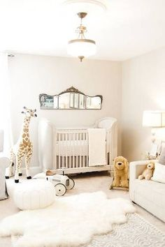 Children's nurseries inspirations | Get some décor ideas to decor your baby bedroom at CIRCU.NET