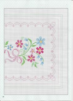 Cross Stitch Angels, Cross Stitch Love, Cross Stitch Flowers, Cross Stitching, Cross Stitch Embroidery, Hand Embroidery, Cross Stitch Patterns, Cross Stitch Boards, Crochet Borders